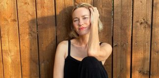Naomi Watts on balancing act as a mom