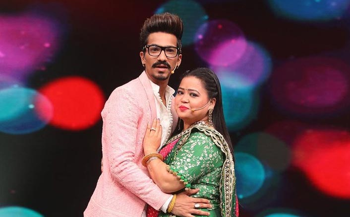 NCB Raids Bharti Singh & Harsh Limbachiyya's Mumbai Residence In Connection To The Ongoing Drug Investigation