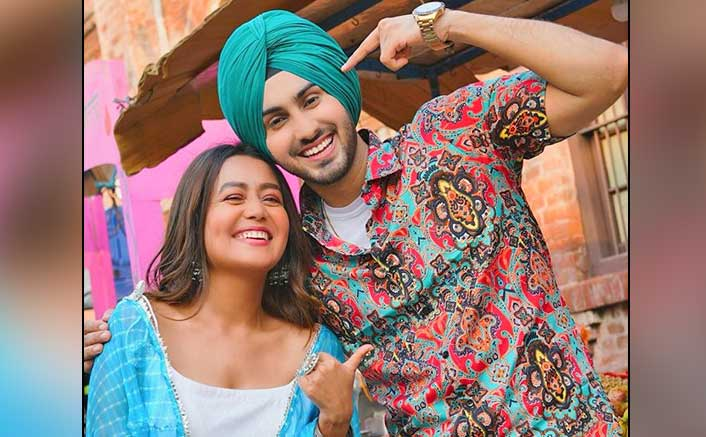 Neha Kakkar Expresses Her Love But Not For Rohanpreet Singh