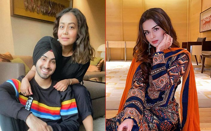 Neha Kakkar Just Witnessed Rohanpreet Singh's Ex Calling & Avneet Kaur Is To Be Blamed For It!