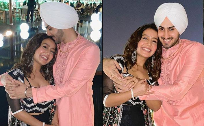 Neha Kakkar & Rohanpreet Singh enjoy their first Diwali in Dubai