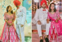 Neha Kakkar's Pink Lehenga Is Worth THIS Whopping Amount; Maybe We Can Afford It Once In Our Lifetime!