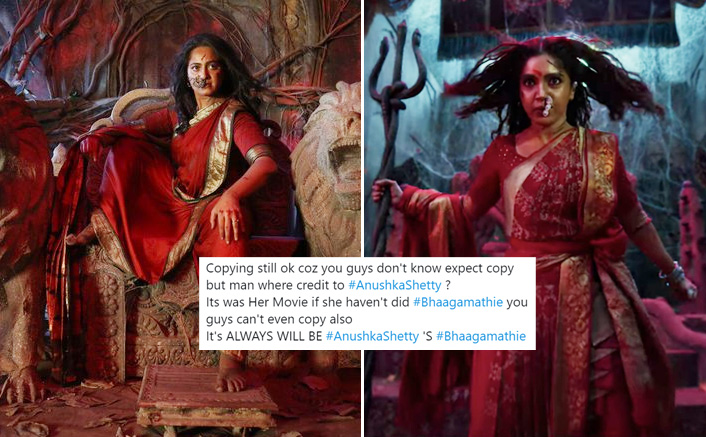Netizens Disappointed With Bhumi Pednekar's Performance In Durgamati Trailer(Pic credit: Movie Stills)