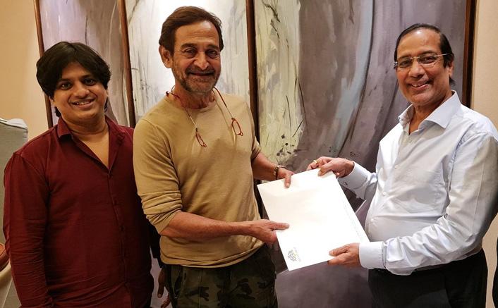Mahesh Manjrekar & NH Studioz Come Together For Filmmaker's Dream Project