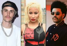 Nicki Minaj Calls The Grammys Racist; Justin Bieber & The Weeknd Also Unhappy With the Nominations