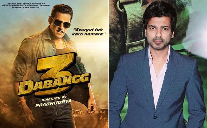Nikhil Dwivedi blames Salman Khan for high expectations on Dabangg 3(Pic credit: Instagram/nikhildwivedi25)