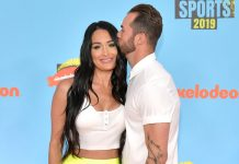 Nikki Bella, Artem Chigvintsev go for couples therapy