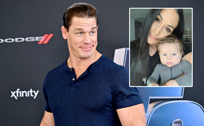 "Nikki Bella Says John Cena ""Reached Out To Brie & I"" When Their Kids Were Born(Pic credit: Getty Images)"