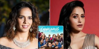 Nushrratt Bharuccha's performance in Chhalaang wins applause from sportsperson Saina Nehwal