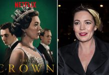 Olivia Colman says The Crown shoot will be 'hard act to follow'