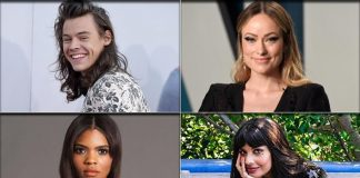 Olivia Wilde, Jameela Jamil & Others Back Harry Styles After Candance Owens Criticises His Vogue Attire