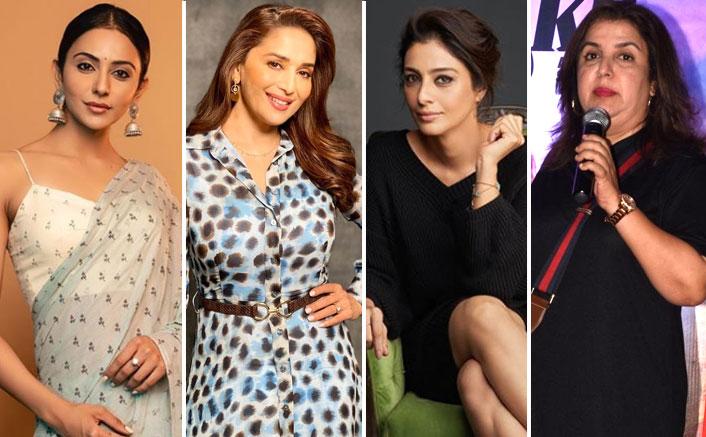 Happy Birthday, Tabu! From Rakulpreet Singh To Farah Khan - B'Town Ladies Pour In Birthday Wishes For Andhadhun Actress