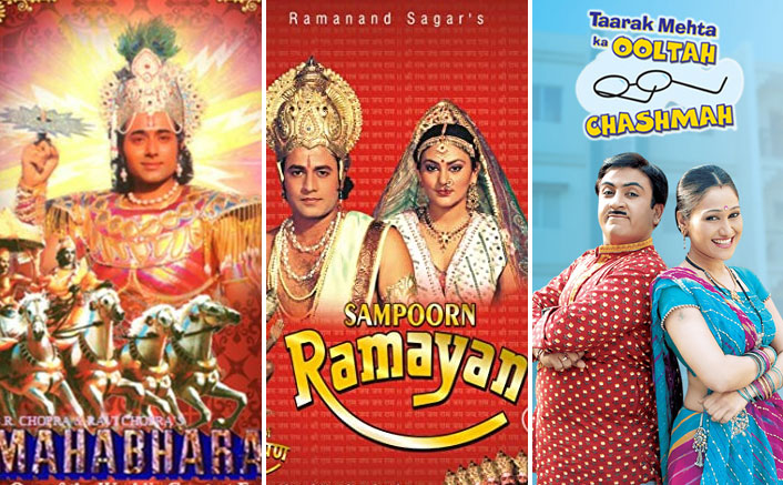 On World Television Day, We List Down Some Popular Indian TV Shows Like Ramayan & Mahabharat