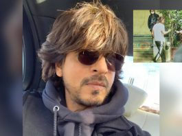 'Pathan' Shah Rukh Khan Spotted At YRF Studios With An Injury, Check Out Pics!
