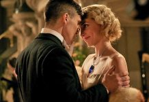 Peaky Blinders' Cillian Murphy's Thomas Shelby & Annabelle Wallis' Grace's Chilling Chemistry On Let Me Down Slowly