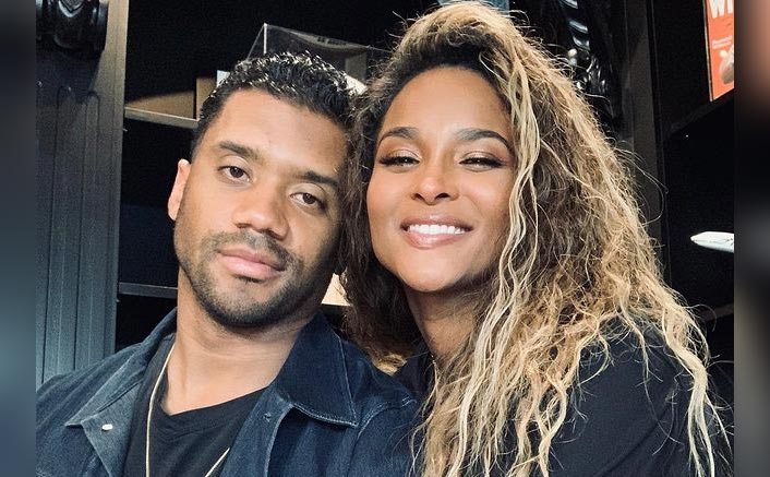 Popstar Ciara & Russell Wilson On Their Christmas Plans