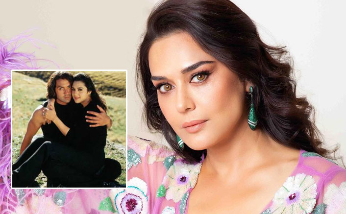 Preity recalls shooting for 'Soldier' in freezing cold