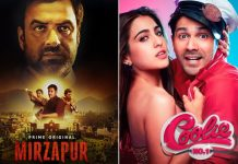 Prime Video India's Coolie No 1 & Mirzapur 2 Meme Will Make You Go ROFL!