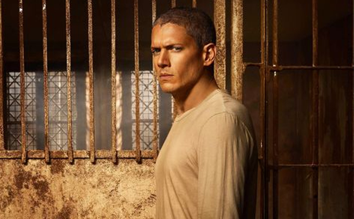 Wentworth Miller AKA Michael Scofield Opens Up On Exiting Prison Break