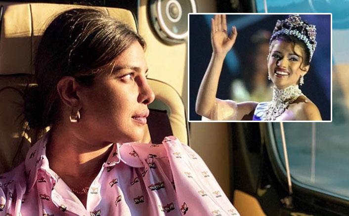 Priyanka Chopra celebrates 20 years of Miss World win and film debut (Photo Credit: Instagram/Priyanka Chopra Jonas)