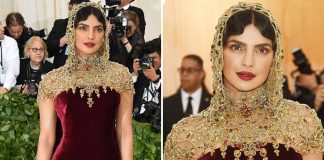 "Priyanka Chopra On Her Most Uncomfortable Red Carpet Looks: ""I Felt Like It Reshaped My Ribs"""