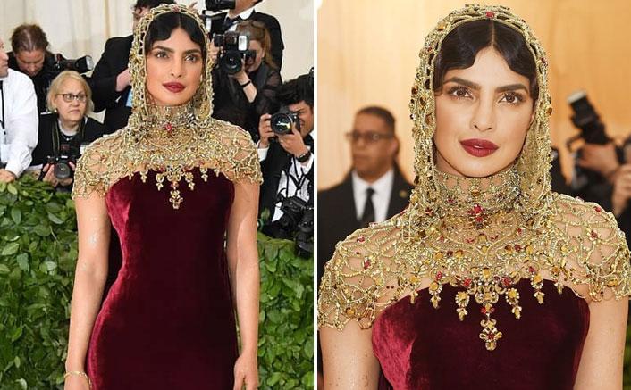 Priyanka Chopra Reveals Her Most Uncomfortable Red Carpet Looks