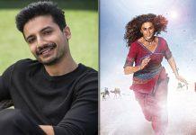 Priyanshu Painyuli starts shooting for Rashmi Rocket
