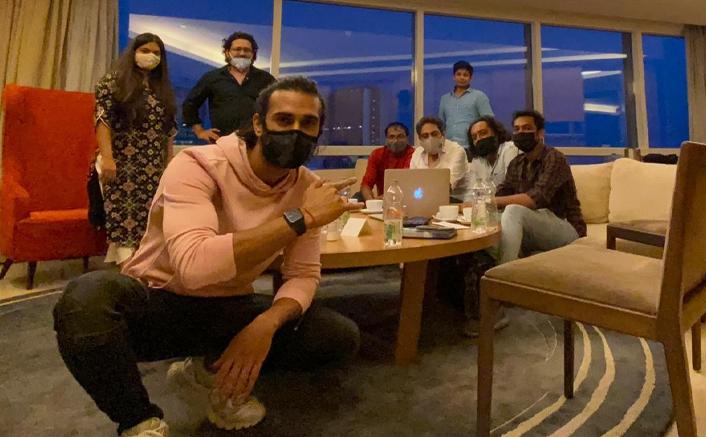 Pulkit Samrat Starts The Prep For His Next Film Titled 'Suswagatam Khushamadeed'