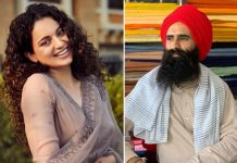 After Kangana Ranaut Alleged A Female Farmer Protestor For Being Sold In Rs 100, Punjabi Sufi Singer Kanwar Grewal Gives It Back