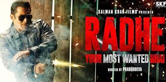 Radhe: Your Most Wanted Starring Salman Khan Will Release In Cinemas First