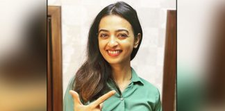 Radhika Apte reminisces her night at the Emmy's in her latest social media post