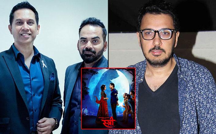 Raj and DK resolve dispute over Stree with Dinesh Vijan