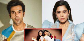 Rajkummar Rao, Nushrratt Bharuccha recreate iconic 'DDLJ' scene