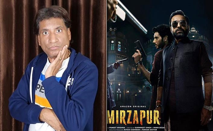 """Raju Shrivastava SLAMS Mirzapur 2: """"You Know You're Watching The Wrong Thing"""""""