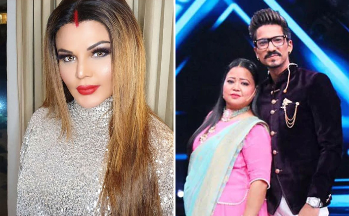 Rakhi Sawant Raises Doubt Over Bharti Singh & Harsh Limbachiyaa's Arrest By NCB In Drug Case