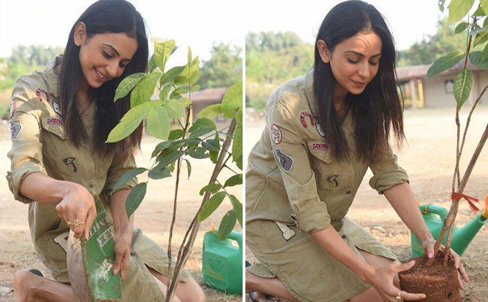 Rakul Preet Takes Up A Challenge To Make The World A Greener Place