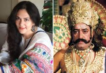 Ramayan's Dipika Chikhlia AKA Sita Says Arvind Trivedi Is The 'Best Raavan To Date'