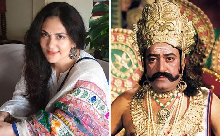 Ramayan fame Dipika Chikhlia aka Sita's birthday wish for Arvind Trivedi aka Ravan