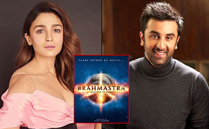 Ranbir Kapoor & Alia Bhatt Papped On Their Way For Brahmastra Dubbing