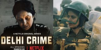 Rasika Dugal is honoured as 'Delhi Crime' wins International Emmy Award