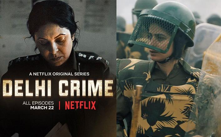 Rasika Dugal Is Honoured As 'Delhi Crime' Wins International Emmy Award (Pic credit: Still from episode)