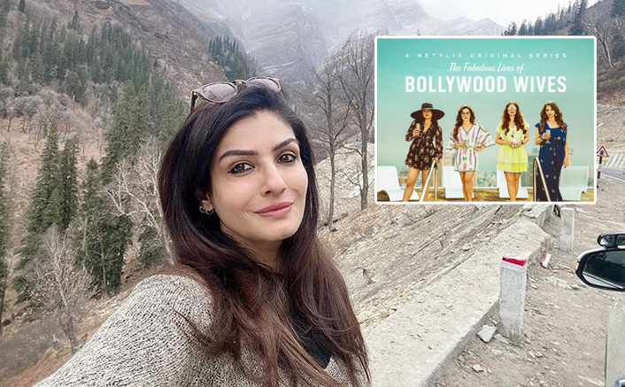 Raveena Tandon Fets Lauded For Her Cameo In Netflix's 'Fabulous Lives Of Bollywood Wives'(Pic credit: Instagram/officialraveenatandon)