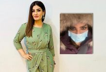 Raveena Tandon prepares for night curfew in Manali