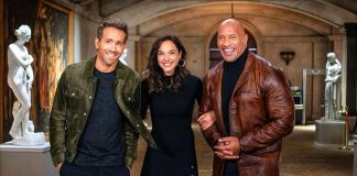 Dwayne Johnson Announces Red Notice's Wrap! Reveals Ryan Reynolds, Gal Gadot & His Character Details