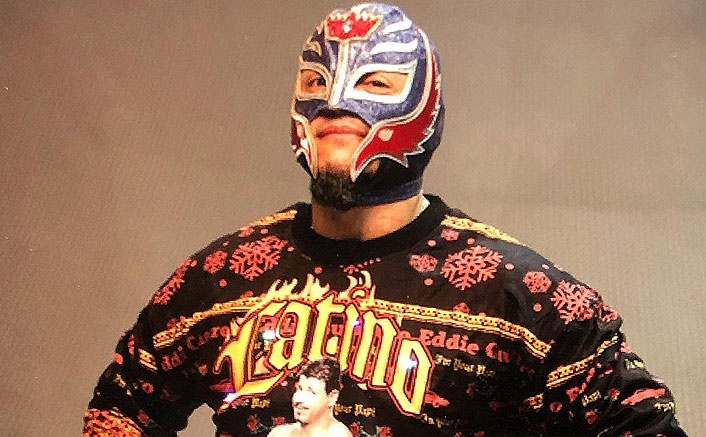 Rey Mysterio on his WWE retirement