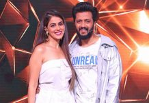 Riteish and Genelia Deshmukh spotted shooting together again!
