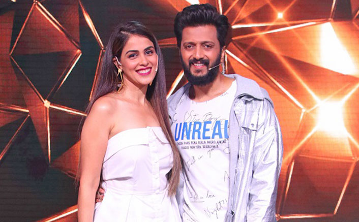 Riteish Deshmukh starts a Twitter war, Genelia claps back. Find out what they had to say!
