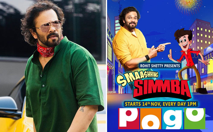 Rohit Shetty: Young Simmba's funny traits will appeal to kids