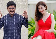 Rohitashv Gour Praises Bhabiji Ghar Par Hain Actress Saumya Tandon In Ethnic Wear