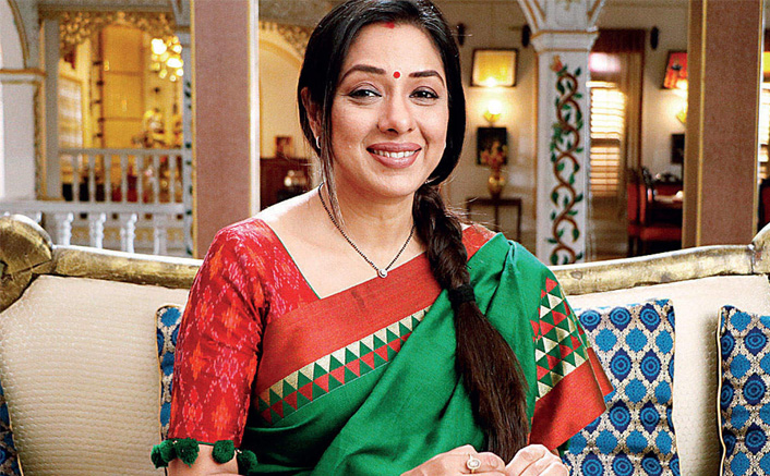 Rupali Ganguly's Anupamaa Is One Of The Most Loved Shows On Indian Television (Pic credit: Episode Still)